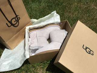 Genuine UGG winter boots
