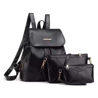 3 in 1 Classy Backpack