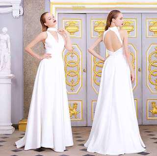 Wedding Dress ( wear once only )