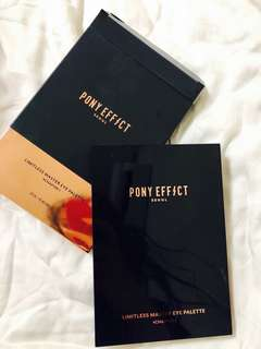 Pony effect limitless master eye palette #chapter 1
