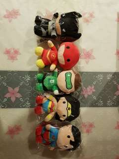 Soft Toy : Justice League