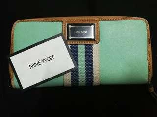 Authentic Nine West wallet