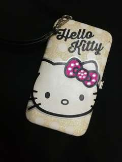 Authentic Sanrio Hello Kitty Wallet/Phone Case