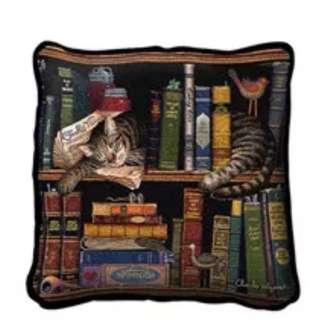 Cushion 17 inch x 17 inch pillow case (七月尾才有貨)