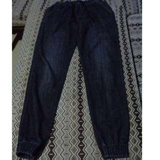 TANK Jogger Pants (Dark Denim)