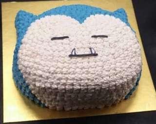卡比獸蛋糕一磅