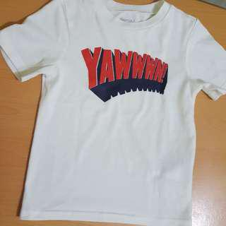 Branded boys shirts