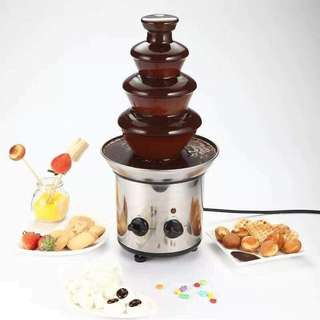 4Layer Chocolate Fountain