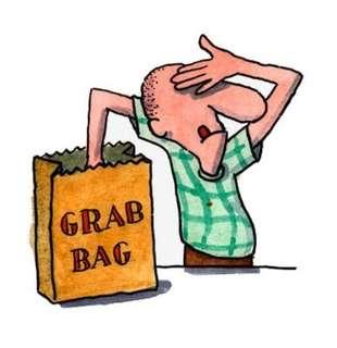 Authentic Japanese Grab bag
