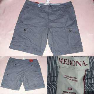 Merona Mens Shorts Size 40