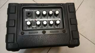 🚚 Guitar amplifier(with effects)