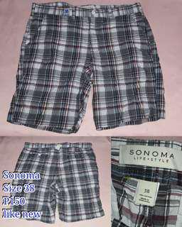 Sonoma Mens Shorts