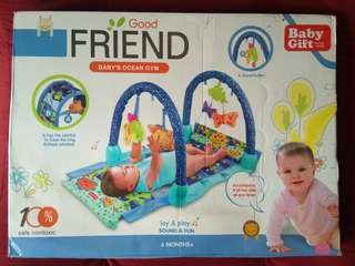 Preloved Good Friend Baby ocean gym