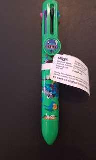 Smiggles - Multicolored pen
