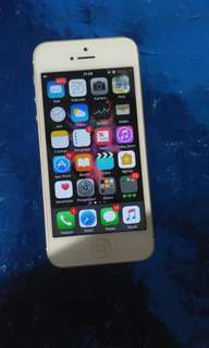 fs iphone 5 16GB BU 500k