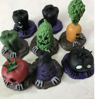 Bundle Halloween figures