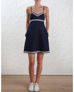 Zimmermann Meridian Sailor Dress