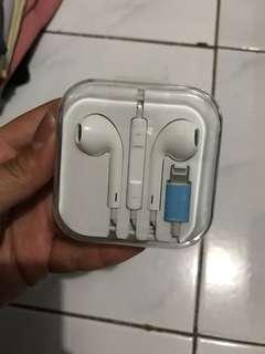 Hedset Iphone 7 Plus ORI