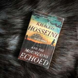 And The Mountains Echoed Khaled Hosseini