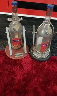 3LTR empty martel bottle