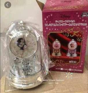 Disney 白雪公主 鐘 時鐘