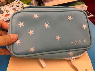 Agnes b化妝袋(減價)