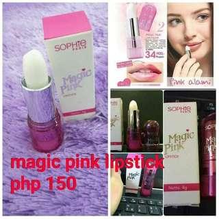 MAgic cream blush and lipstick