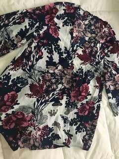 kimono ( cardigan )