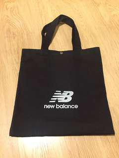 New Balance Tote Bag (硬料)