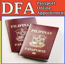 Passport Appointment