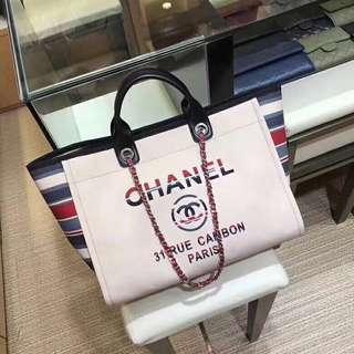 Chanel 2018ss巴黎漢堡系列新購物袋