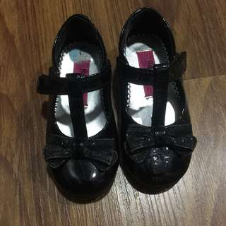 Elegant/Formal Black Shoes for baby girl