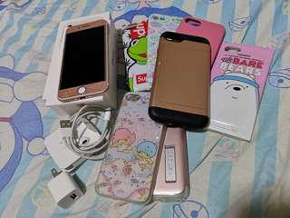 iPhone 7 32gb smartlocked rosegold
