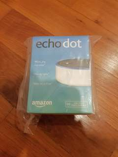 🚚 (BNIB) Echo Dot 2