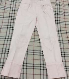 H&M Pink Jeans Love / size 7-8 yr