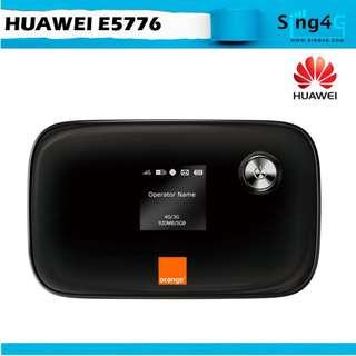 🚚 4G MIFI HUAWEI E5776 (4G 150mbps 10WIFI Share Max 10hr)