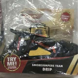 Mattel Disney Planes Fire & Rescue Smoke Jumpers Drip Vehicle BFM42