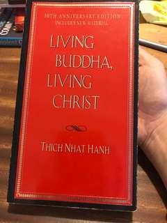 BN Thich Nhat hanh living Buddha living Christ book