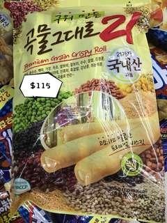 韓國21穀物棒