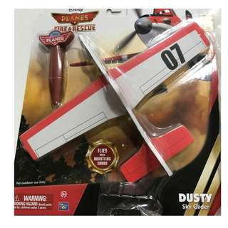 Planes Fire & Rescue Dusty Sky Glider