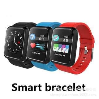 智能運動手錶 (全金屬外壳) 可接藍芽