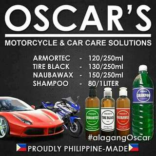 Oscar's Motorcycle and Car Care Solutions