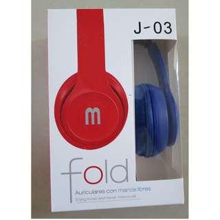 J-03 headset