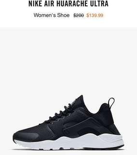 Woman's Nike Air Huarache
