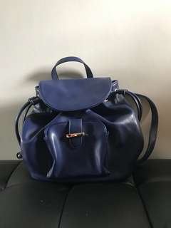 Mini Backpack (2-way strap)
