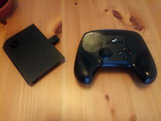 🚚 Steam Link and Controller