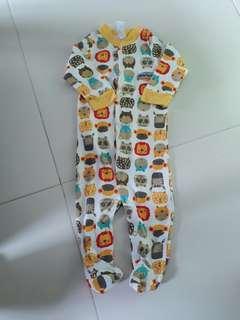 Brand New Carter's Footed Sleepsuit Sleepwear Pajama