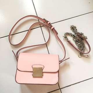 ZARA sling bag originl