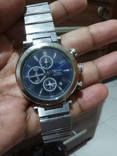 Alexandre Christie Chrono (blue)