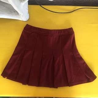 MINI SKIRT TENNIS SKIRT SKATER SKIRT